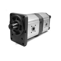 HYD1262 Pompa hydrauliczna 11+5,5