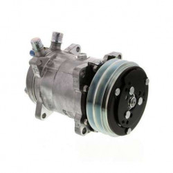 KLI10 sprężarka kompresor klimatyzacji Case JX1060C, JX1070C, JX1075C, New Holland TN55D TN65D TN70D TN75D Steyr 360 Kompakt 370