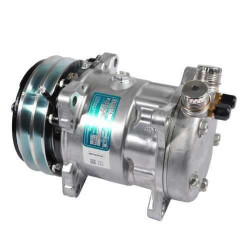 KLI1055 Sprężarka klimatyzacji 12V 132mm
