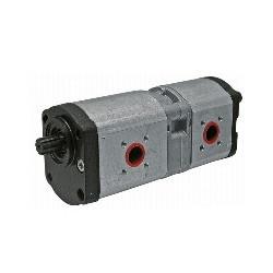 HYD1211 Pompa hydrauliczna 22,5/20+14cm3