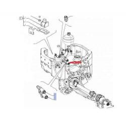 Filtr powietrza mały New Holland T8010, T8020, T8030, T8040, T8050 TG215, TG245, TG275, TG305 Case Magnum 225 250 280 310 MX 180