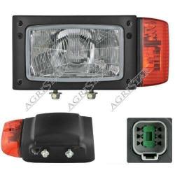 Lampa przednia  New Holland LM410 LM420 LM430, LM435 LB85, LB90, LB95, LB110, LB115