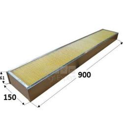 Filtr powietrza kabinowy Leverda 3550 3650 3400 3500 3790 Hesston 7725 Hesston 7735 321603050