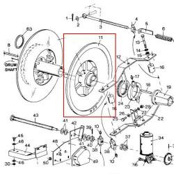 Widełki wału kardana napędowego flansza widłak krzyżaka skrzyni CASE Case 580M 580SM 580SLE 144280A1