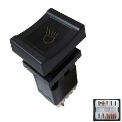 ELE5029 Włącznik świateł halogenów tylnych Massey Ferguson 2680, 2685, 2700, 2705, 2720, 2725, 3050, 3060, 3065, 3070, 3075, 308