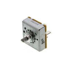 ELE5037 Włącznik przełącznik potencjometr dmuchawy klimatyzacji Case MX100, MX100C, MX110, MX120, MX135, MX150, MX170 MX80C, MX9