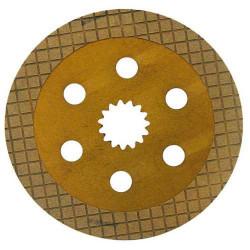 HAM1401 Płytka hamulcowa 14 mm Ø 221 x 307 mm