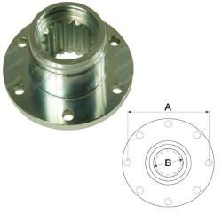 16031537 Nóż rozdrabniacza ruchomy deutz fahr 160x50x3mm