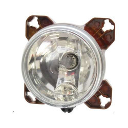 Lampa przednia H7 Massey Ferguson 8650 8660 Renault / Claas ares arion axion Fendt 819, 822, 824