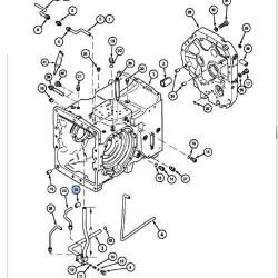 Elektrozawór zawór 580K POWER SHUTTLE 1971438C3