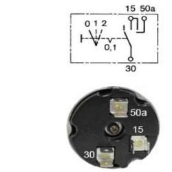 ELE7107 Elektrozawór 87472229 biegów