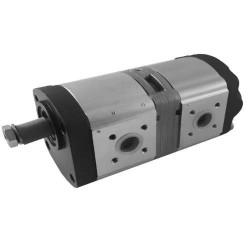 HYD1214 Pompa hydrauliczna 11+8cm