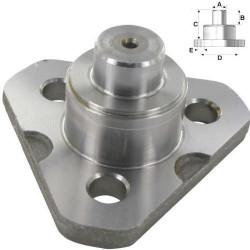 PON1216 Uszczelniacz piasty koła 60x90x7,5mm