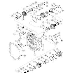 Ramię podnośnika ramion Massey Ferguson 3060 , 3065 , 3070 , 3075 , 3080 , 3085 , 3090 , 3095 Claas Renault 120-54 , 133-54 , 1