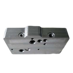 Płyta sekcji zaworu rozdzielacza Case New Holland Steyr Case CVX140, CVX150, CVX160, CVX175, CVX190 New Holland T7510, T7520, T7