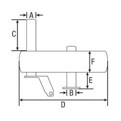 Filtr oleju silnika john deere 2140 3140 3640 6100, 6200, 6300, 6400, 6500, 6506, 6600, 6800, 6900 renault