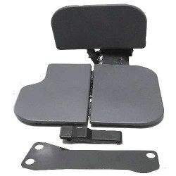 Siedzenie pasażera małe Case MX100,MX110,MX120,MX135,MX150,MX170 cx, 304057A1 McCormick mtx mc