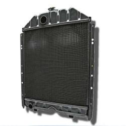chłodnica wody case JX75, JX80, JX90, JX95 new holland TD75D, TD80D, TD80DPlus, TD85D, TD90D 5118305