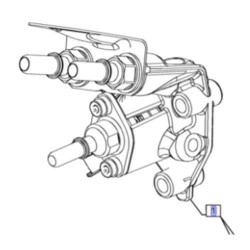 wtryskiwacz wtrysk moduł adblue Case Kombajn Axial-Flow Ładowarka teleskopowa Farmlift Magnum Maxxum New Holland Puma Steiger  S