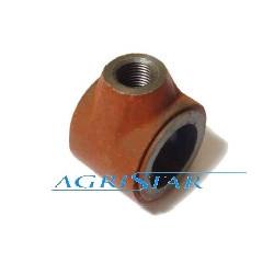 Uszczelniacz piasty koła 155x176x16 Case W15 480F 580G 580K 680L 1896 Manitou CATERPILLAR 109555, K395102, 500058