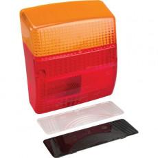 ELE1231 Klosz lampy Hella Case CS100 CVX1135, CVX1145 CVX120, CVX130, CVX150, CVX170