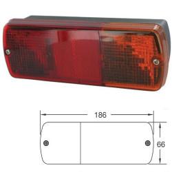 Lampa tylna Case CX 100 50 60 70 80 90 MX 100 110 120 135 150 170 McCormick CX100, CX50, CX60, CX70, CX80, CX90 New Holland
