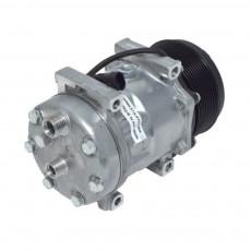sprężarka klimatyzacji Case Puma 165 CVT 195 Steyr 6180 6185 6210 New Holland T7030 T7050 87300121 87709773 87709773R 87709773C