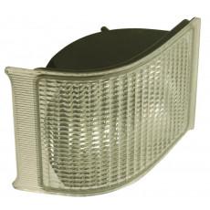 Lampa przednia boczna reflektor New Holland TM115 TM130 TM155 TM190 Steyr 9145 CVT Ford 5640, 6640 8340, 8160, 8260 Fiat M100