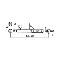 Mikropompa Pompa jazdy hydrauliczna skrzyni biegów Matbro 270