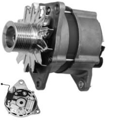 Alternator 120A Case  JX80 JX90 JX95 JX95U Quantum New Holland T4040, T4050 T5050, T5060 TD5010 TD5040 TD5050,TL90A IA1504