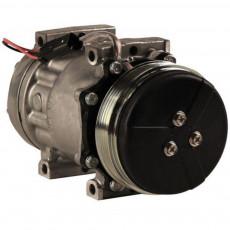 Sprężarka klimatyzacji Kompresor Sanden Case  JX90 JX95 JX105U Quantum New Holland T4050 T5060 TD5050 Steyr Kompact