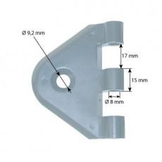 ELE4628 Czujnik ciśnienia paliwa JCB
