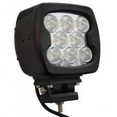Mocny halogen roboczy LED 7000ln szerokie światło john deere case maxxum puma new holland valtra fendt claas massey feruson jcb