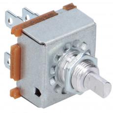 Włącznik pokrętło dmuchawy wentylatora Case MX100, MX110 MX135, MX150, MX170 John Deere 6100 6600, 6700 New Holland TM115