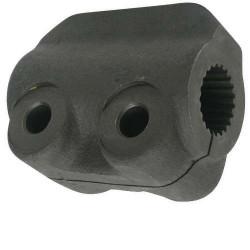 Łącznik wału przedniego napędu mufa tuleja Z-21 case 856 XL 885  895 XL 995XL 844 XL 745, 745 XL, 845 90031C1, 90031C2