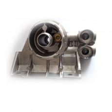 Podstawa filtra oleju  John Deere 6020, 6020SE, 6030, 6030PR, 7030PR, 7020, 7030, 5M, 5R, 5020, 6MC, 6RC, 6M, 6R