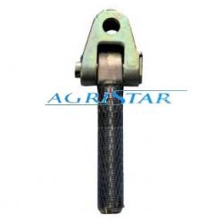 TRP1801 Główka łącznika (50x25,7mm) ucho gwint prawy