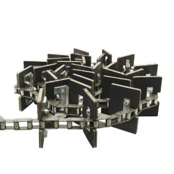 CE00-607906 Łańcuch elewatora ziarnowego 8,3mm (134o)