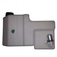 Zbiornik płynu spryskiwaczy New Holland TD5.90, TD5.105, TD5.110, TD5.115 Case Farmall JX