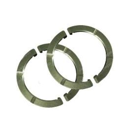 Zestaw pierścieni oporowych wału silnika john deere AR81791, AR95931, R78598, RE13571, RE521350