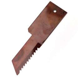 Z59033 Nóż sieczkarni stały 198mm JOHN DEERE  2064 2254 2264 2056 2256 2266