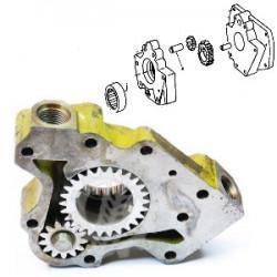 Mikropompa hydrauliczna skrzyni zęby 16/32 john deere 1020, 1120, 2020, 2120