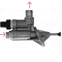 SUP1522 Pompka paliwowa paliwa Case Magnum 7110, 7120, 7130, 7140, 7150, 7210, 7220 7230 7240 7250 pro