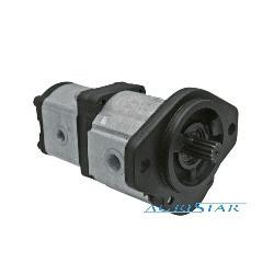 HYD1220 Pompa hydrauliczna rexroth Case CS110, CS120, CS130, CS150  05107680235, 132575003