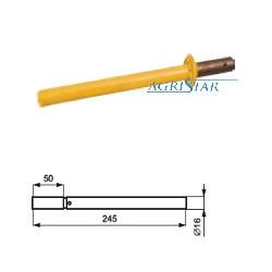 CNH02-84000121 Palec ślimaka 16 x 245 mm