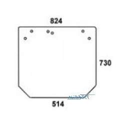 CP00-38.4R/2K1/JA/J2A Łańcuch sworzeń 6,9