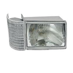 178317A1 Lampa przednia Case IH MX100, MX110, MX120, MX135, MX150, MX170, Mc Cormick MTX