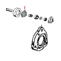 CH04-651039 Linka regul.motowideł heder 3.60m