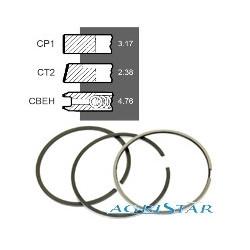SCY4017 Pierścienie 98,42mm tłoka Case 1046, 1246, 946, 1055, 1255, 955, 1056, 856, 956,