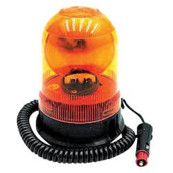 Lampa ostrzegawcza na magnes Case John Deere Fendt Massey Ferguson